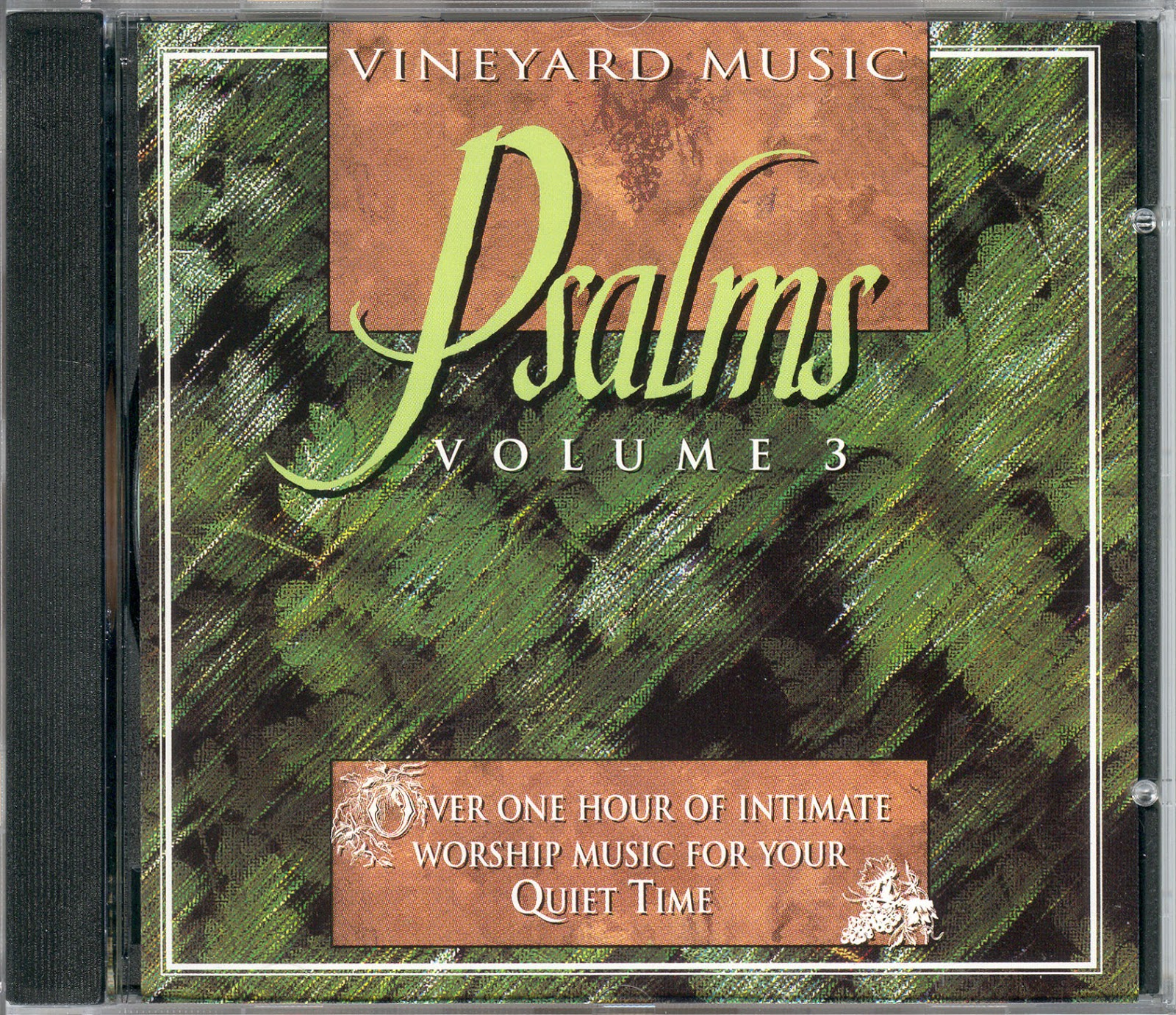 Vineyard Music-Psalms-Vol 3-