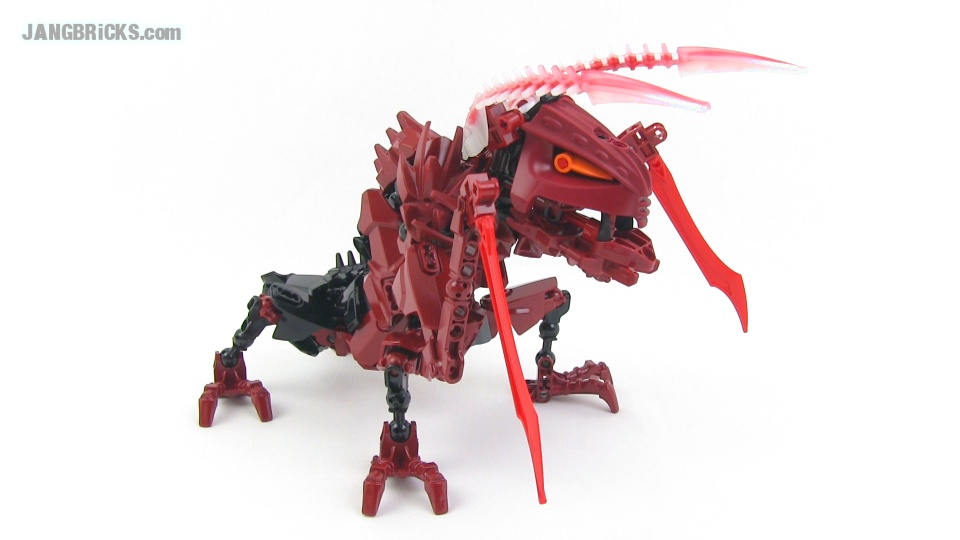 Lego Hero Factory Moc Specimen 5b