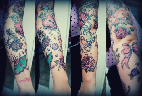 Tattoos Tumblr Girly Great Tattoos
