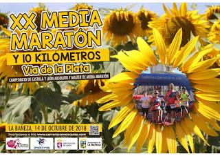Media Maraton La Bañeza 2018