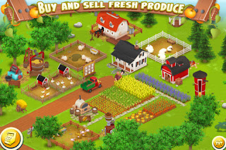 Hay Day Mod Apk free shopping