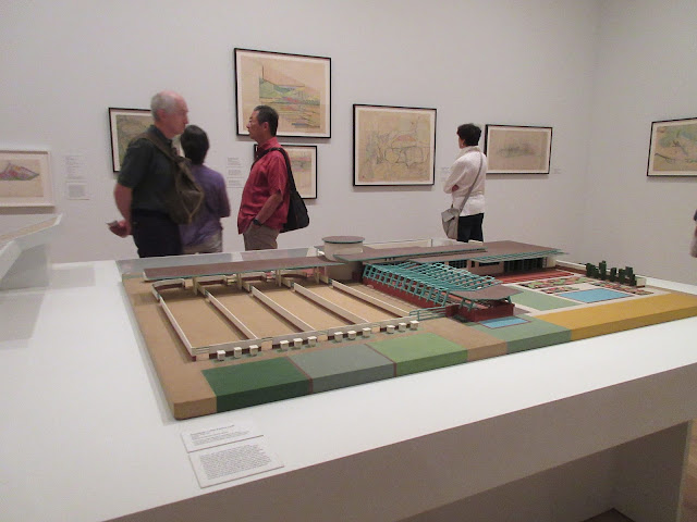 Frank Lloyd Wright, MOMA, Museum of Modern Art, New York,  Elisa N, Blog de Viajes, Lifestyle, Travel