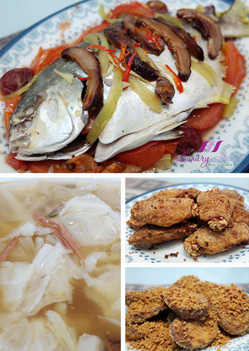 singapore food blog pomfret recipes