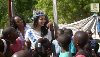Miss World Megan Young Survives in Haiti Accident, MWO Chairman Suffers Serious Fall