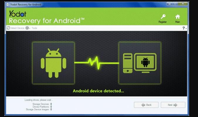 Kembalikan File dan Data Terhapus dari Android - Yodot