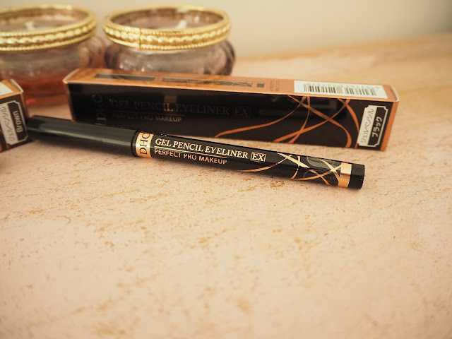 DHC Gel Pencil Eyeliner