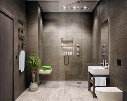 gambar kamar mandi unik sederhana