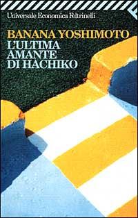 L'ultima amante di Hachiko copertina Yoshimoto