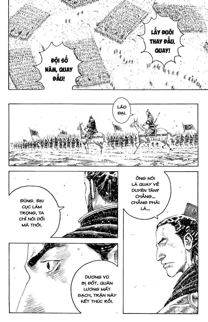Hỏa phụng liêu nguyên Chương 350: Lại thêm kẻ địch [Remake] trang 6