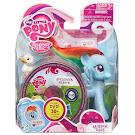 My Little Pony Traveling Single with DVD Rainbow Dash Brushable Pony