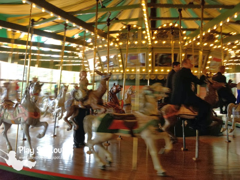 Play St  Louis: St  Louis Carousel, Faust Park, Chesterfield