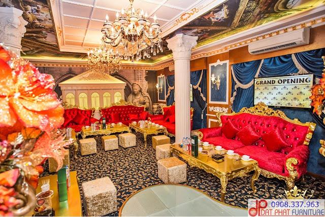 Phòng karaoke siêu VIP