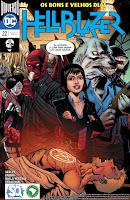 DC Renascimento: Hellblazer #22