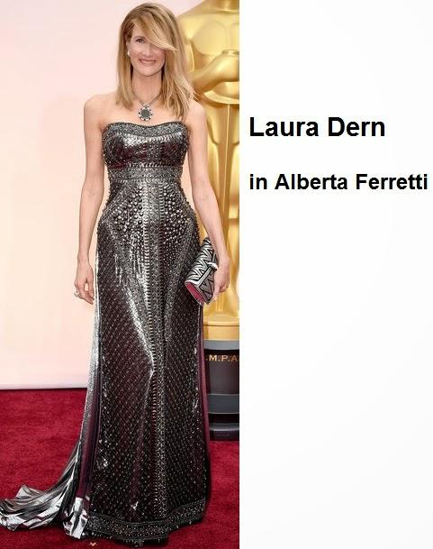 Laura%2BDern%2Bin%2BAlberta%2BFerretti - Look Óscares 2015