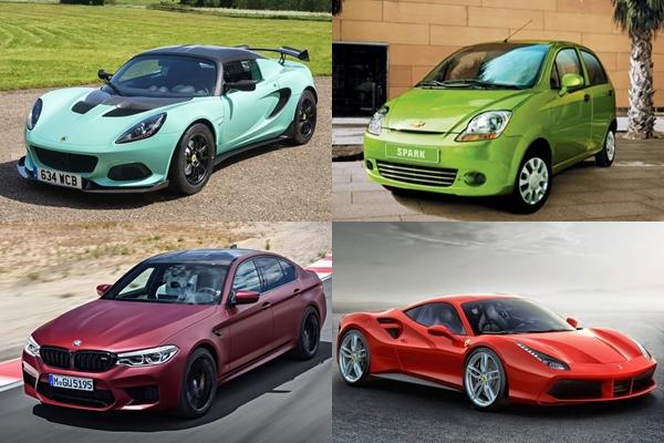 Los autos menos vendidos de Argentina en el primer semestre de 2018