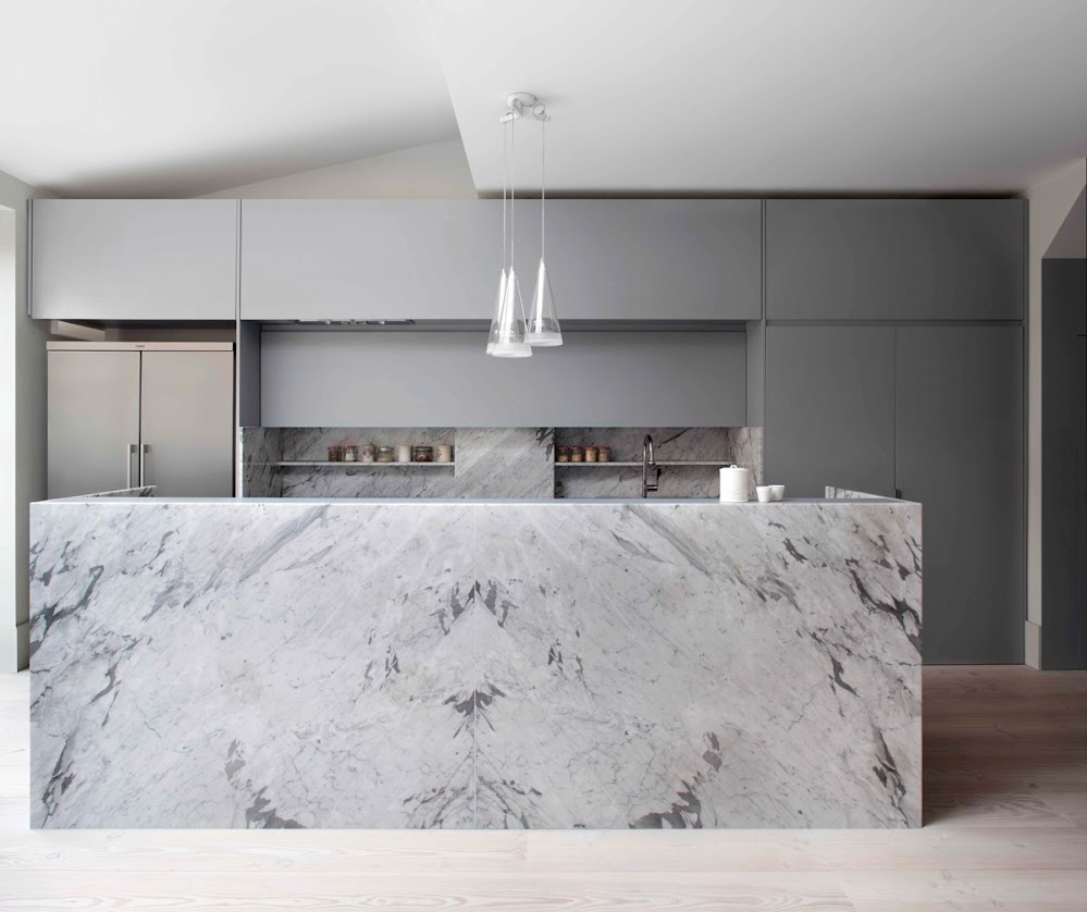 grey-cabinetry-marble-kitchen