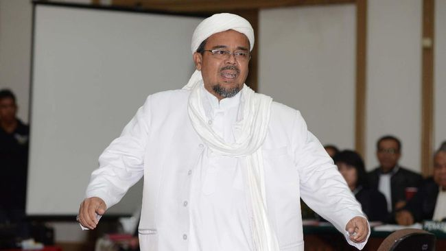 Batal Pulang! Habib Rizieq: Ada Pecundang, Bahkan Punya Rencana Jahat Pada Kepulangan Saya, Naudzubillahi min Dzalik