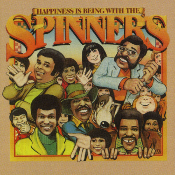 Icy Wyte's Music Spot: The Spinners - Happiness Is Being ... Galactic Band Logo