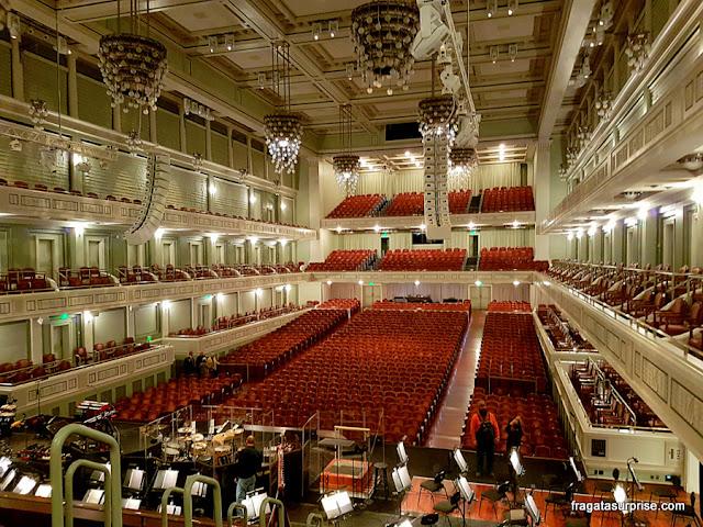Sala de concertos Schermerhorn Symphony Center