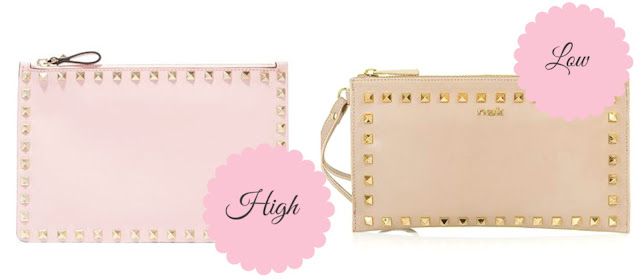 Ioanna's Notebook - High vs. Low: Valentino Rockstud dupes