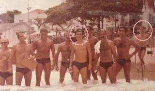 Bolsonaro, Fraga e colegas.