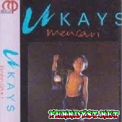 Ukays - Mencari (1992) Album cover