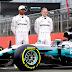 F1: Mercedes presentó el W08 para la temporada 2017