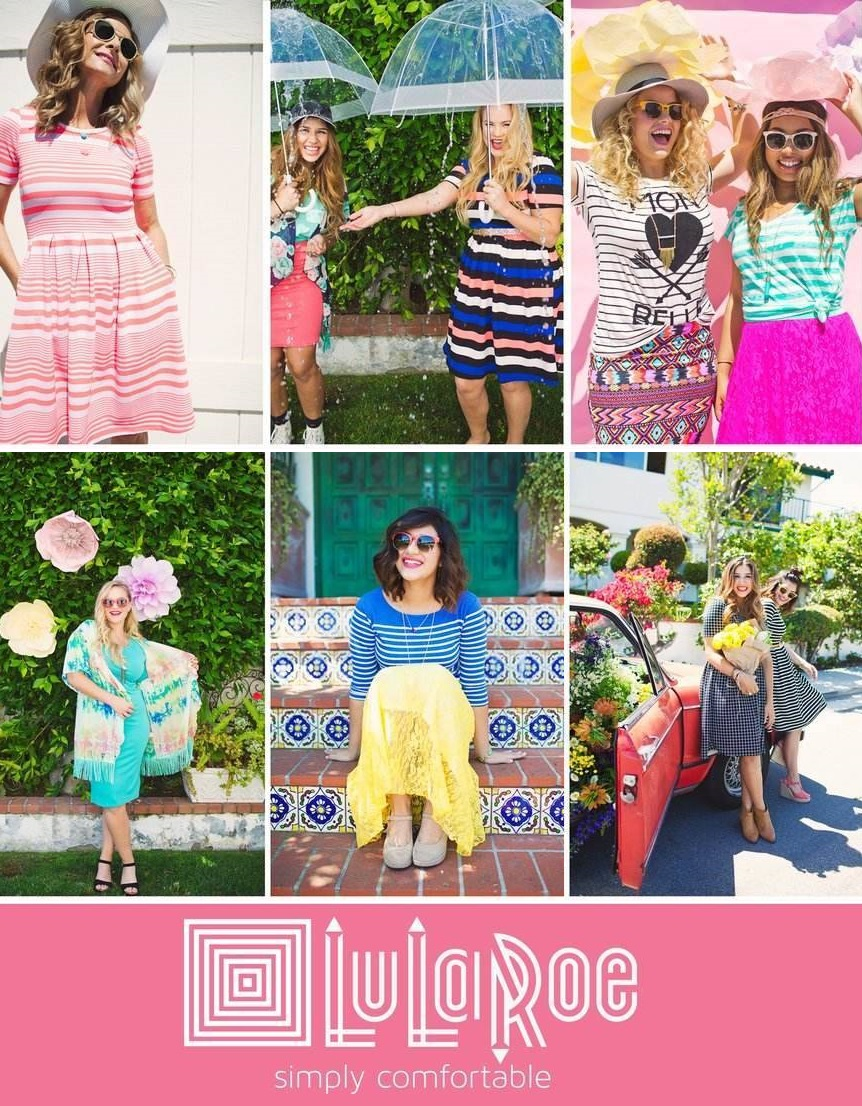 LuLaRoe clothing