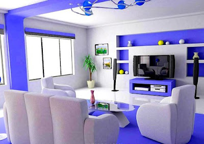 Pilih Mana Warna Cat Dinding Yang Tepat Untuk Ruang Keluarga Anda 2