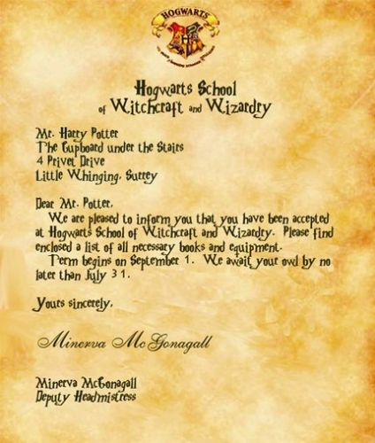 Foul Play Movie Quotes: Hogwarts School Of Witchcraft And Wizardry