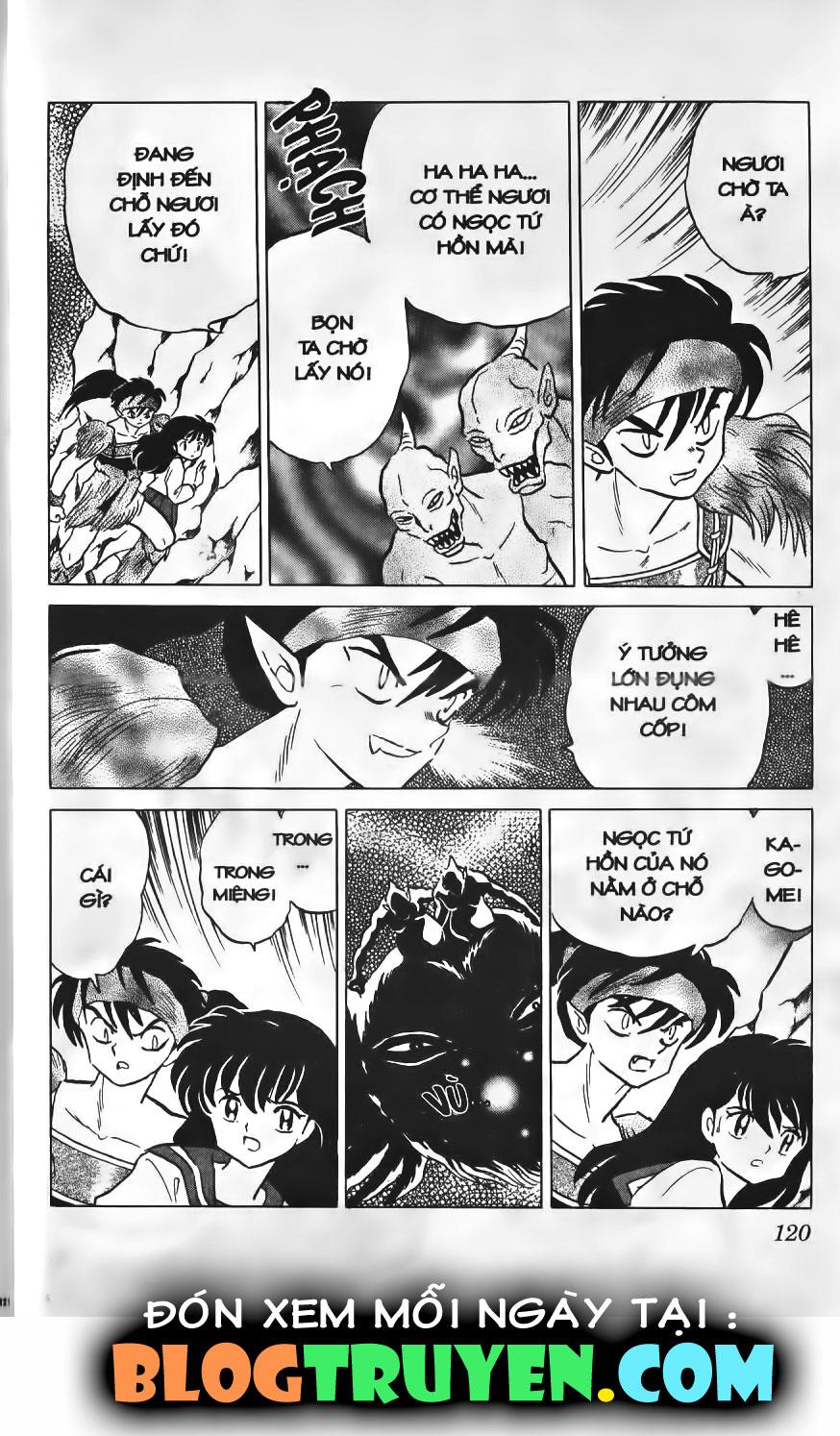 Inuyasha vol 14.7 trang 9