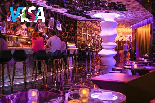 quán bar ở Hong Kong