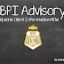 BPI | Update Client Information For Electronic Access