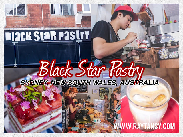 Ray Tan 陳學沿 (raytansy) ; Black Star Pastry Newton  @ New South Wales, Australia 悉尼 西瓜蛋糕 澳洲澳大利亞 新南威尔士州