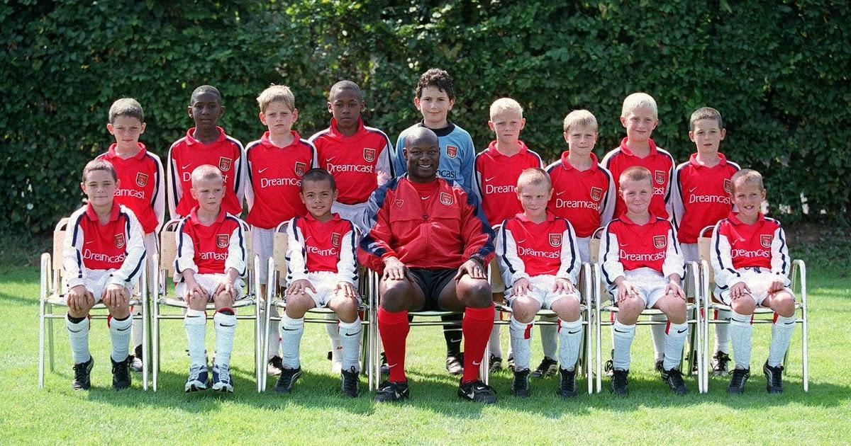 Arsenal Academy Chose Benik Afobe Ahead Of Harry Kane