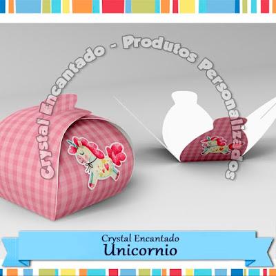 unicornio personalizado
