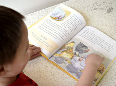 Let books inspire your child's (or grandchild's) imagination and curiosity!