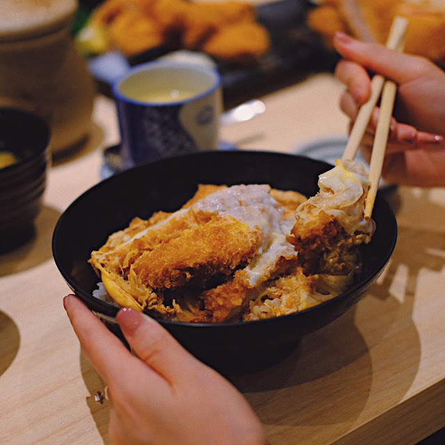 Chicken Katsu Don