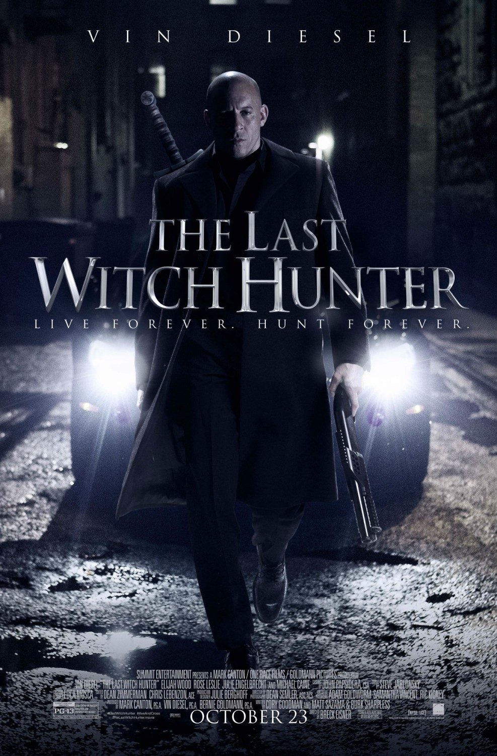Nonton Film The Last Witch Hunter (2015)