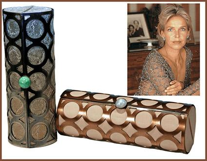 Sofía de Habsburgo presenta su selecta colección de bolsos Primavera -Verano 2013 en exclusiva para El Corte Inglés.
