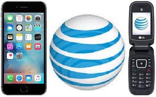 AT&T senior plan - cell phones