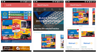 Black Friday 2015 Ads App