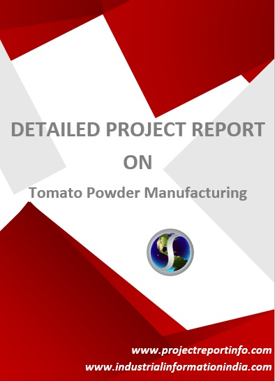 Project Report on Tomato Powder Manufacturing