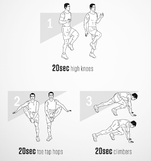 30 Day HIIT Workout day 20