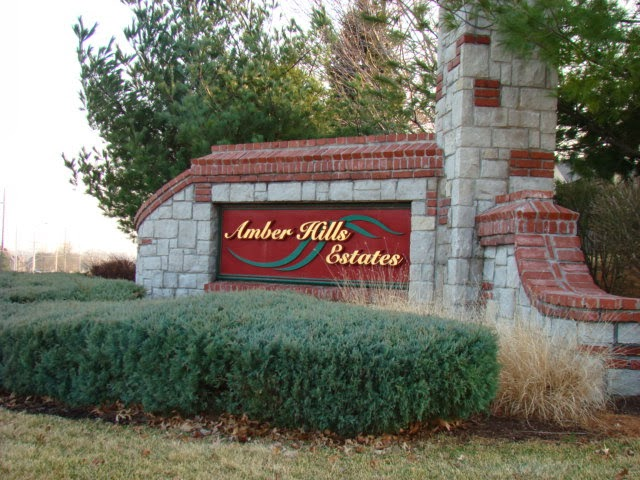 Amber Hills Estates in Olathe, KS.
