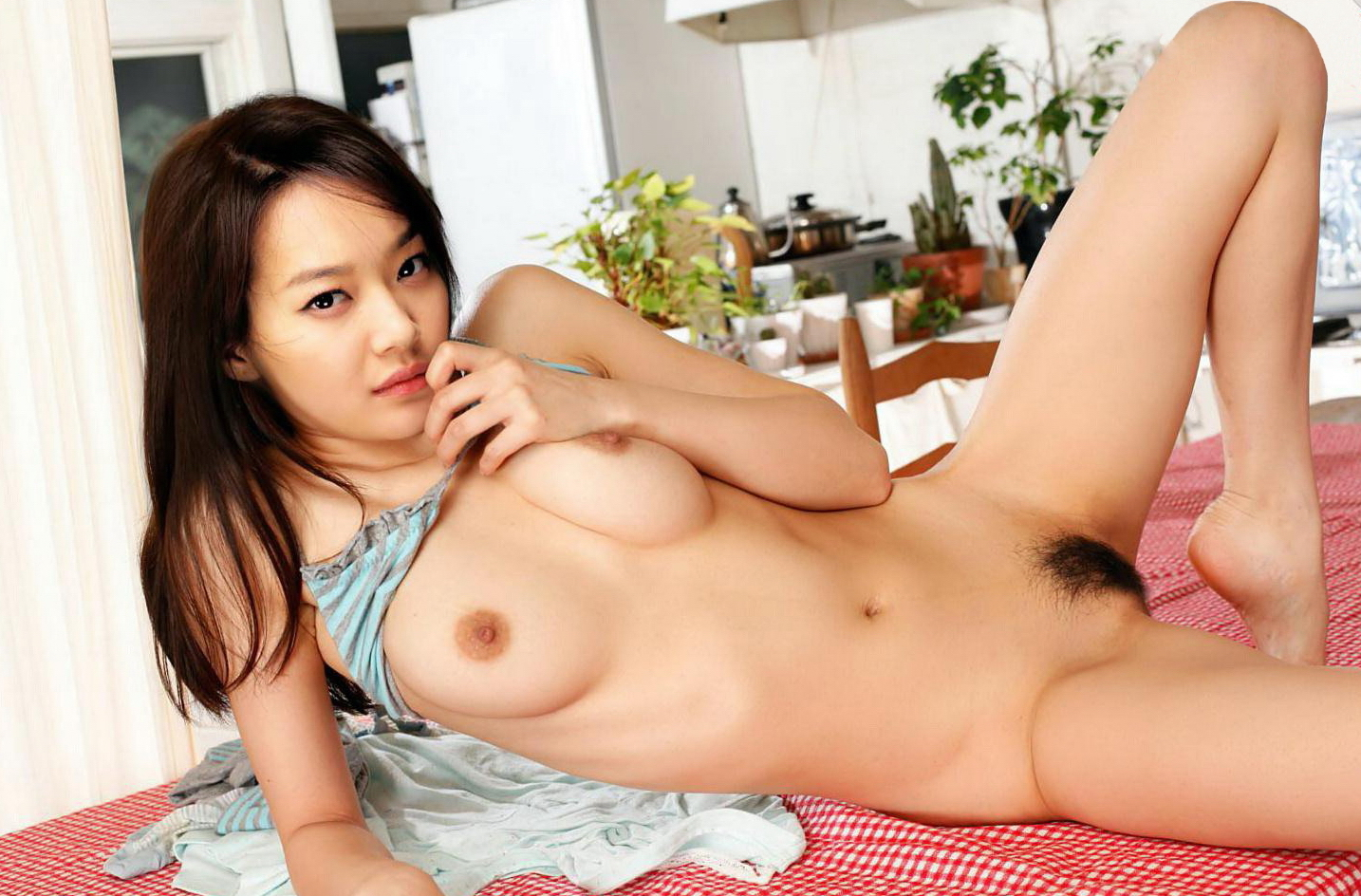 Korea uncensored nude