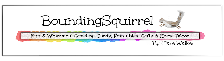 BoundingSquirrel-Whimsical designs for your home and life.