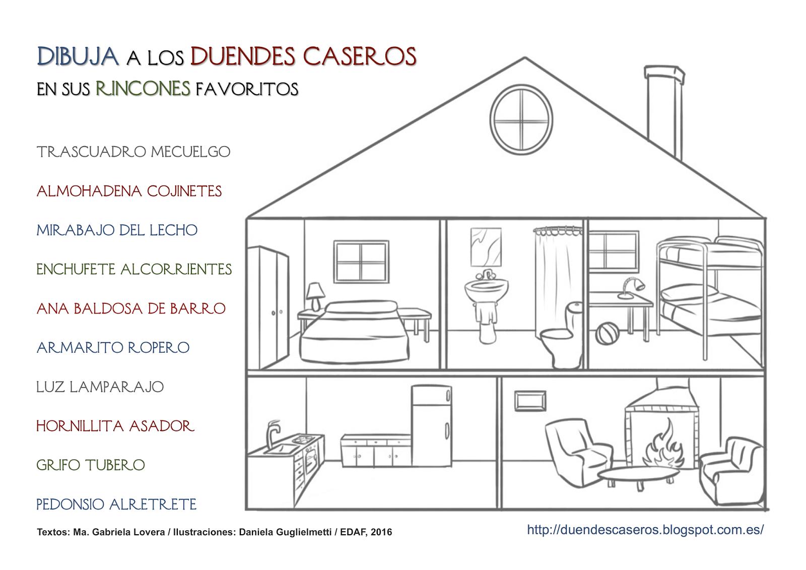 Duendes Caseros / Homely Sprite!: Otra divertida actividad para ...