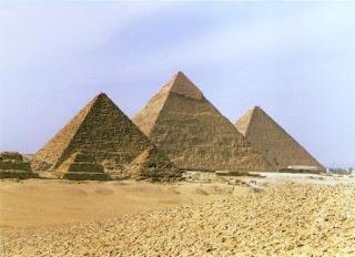 Piámides Egipto