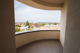 Балкон в отеле Седата Игдеджи